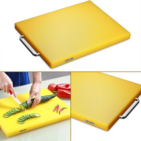 cuttting board 600x600 - Iupilon Non Slip, Plastic Cutting Board
